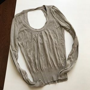 club monacco long sleeve sweater